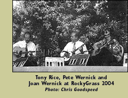 Tony Rice/Pete Wernick